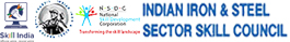 Indian Iron & Steel Sector Skill Council Logo